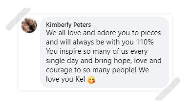 Kimberly Peters Testimonial