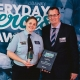 Awarded the QBANK Everyday Hero Award
